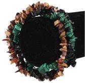 Splitarmband combi bont - 16 cm - bonte kleuren - 16 cm