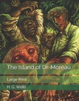 The Island of Dr. Moreau: Large Print