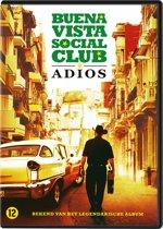 Buena Vista Social Club : Adios (dvd)