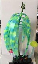 sf fluo plant 1 blauwe stripe