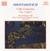 Shostakovich: Cello Concertos 1 & 2 / Kliegel, Wit
