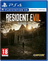 Resident Evil 7: Biohazard – VR Compatible - PS4