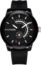 Tommy Hilfiger TH1791483 horloge heren - zwart