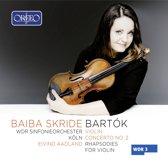 Violin Concerto No2 - Rhapsodies For Violin