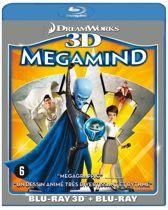 Megamind (D/F) [bd/3d] (No Subs)