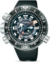 Citizen BN2024-05E - Horloge - Rubber - Zwart - Ø 49 mm
