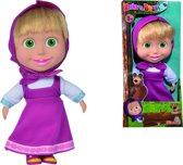Masha & The Bear - Soft Bodied Doll
