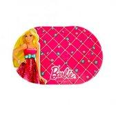 4 stuks Barbie placemat 43 cm