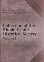 Collection of the Rhode-Island Historical Society Volume 5