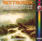 Beethoven: Symphony No. 7; Symphony No. 8