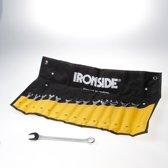 Ironside steekringsleutelset 12 + 2 dlg