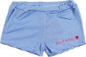 Ducksday UV zwembroekje meisje Blue stripe - 8 jaar