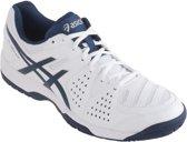 Asics Gel-Dedicate 4  Tennisschoenen - Maat 45 - Mannen - blauw