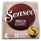 Senseo Base Mocca koffiepads - 10 x 36 pads - voor in je Senseo® machine