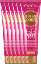 Loreal Paris Sublime Bronze Bb Summer Legs Medium Voordeelverpakking
