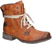 Rieker Cognac Boots  Dames 38