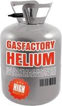 Helium tank voor 30 ballonnen - ook geschikt voor folie ballonnen - Heliumtanks