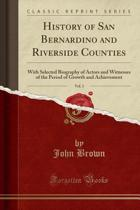 History of San Bernardino and Riverside Counties, Vol. 3