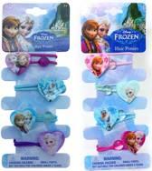 Disney Frozen haarelastiekjes set van 8 stuks