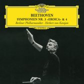 Symphonies Nos.3 Eroica & 4