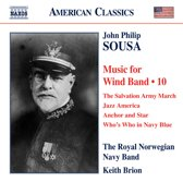 Sousa: Music For Wind Band 10
