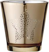 Bloomingville Waxinelichthouder Glas - Koper