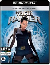 Lara Croft Tomb Raider (4K Ultra HD Blu-ray)