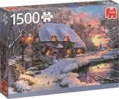 PC Winter Cottage 1500pcs
