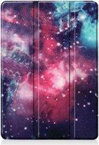 Shop4 - iPad 10.2 (2019) Hoes - Smart Book Case Universe