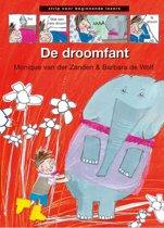 Strips voor beginnende lezers - De Droomfant
