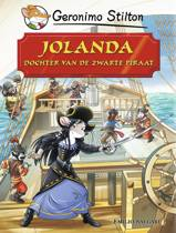 Geronimo Stilton - Jolanda, dochter van de zwarte piraat