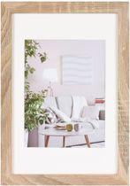 Henzo Modern - Fotolijst -  20x30 cm - Fotoformaat 20x30 / 15x20 cm - Midden Bruin