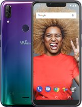 Wiko View 2 Plus - 64GB - Paars