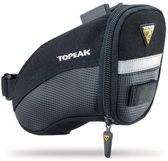 Topeak Aero Wedge Packs Small - Zadeltas - 0.65 l - Zwart