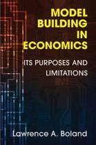 Model Building in Economics