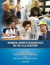 Women-Owned Businesses in the 21st Century