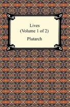 Boek cover Plutarchs Lives (Volume 1 of 2) van Plutarch