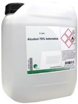 Alcohol Ketonatus 70% Chempro