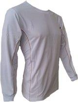 KWD Shirt Diablo lange mouw - Wit - Maat 140