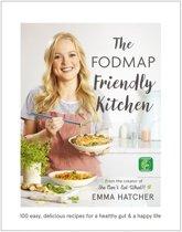 Omslag van 'The FODMAP Friendly Kitchen Cookbook'