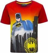 Batman T-shirt rode mouw 98 (3 jaar) - voor kinderen