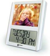 VISO5 Digitale Klok met Fotokader-