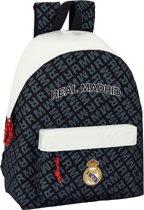 Real Madrid rugzak zwart-wit