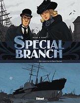 Special branch 001 Het verval van de Leviathan