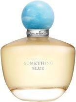 OSCAR DE LA RENTA SOMETHING BLUE - 100ML - Eau de parfum