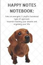 Happy Notes Notebook