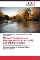 Metales Pesados y Su Biodisponibilidad En El Rio San Pedro, Mexico