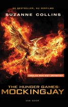 The Hunger Games 3 - Mockingjay vervanging isbn 9789000343027