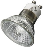 Goobay HAL GU 10 35 SB, 2x 35W GU10 halogeenlamp