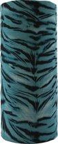 Faceshield - Nekwarmer - One size - Zebra Blue